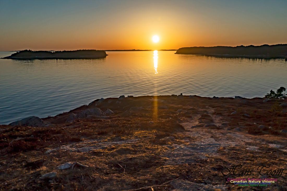 West Pennant Sunset 105