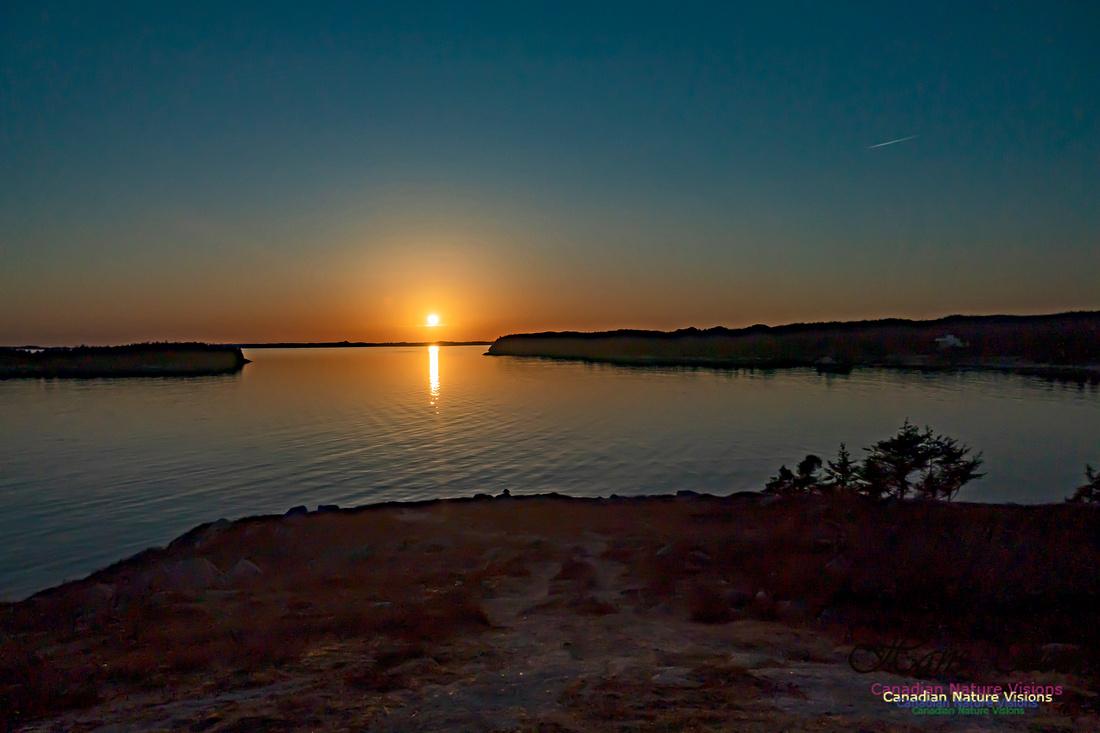 West Pennant Sunset 103