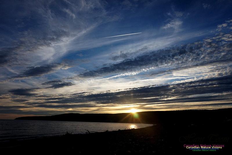 Sunset Over Cape Chignecto 101