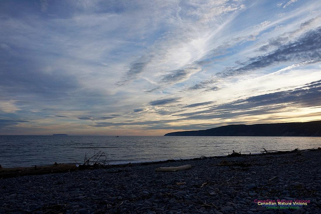 Sunset Over Cape Chignecto 100