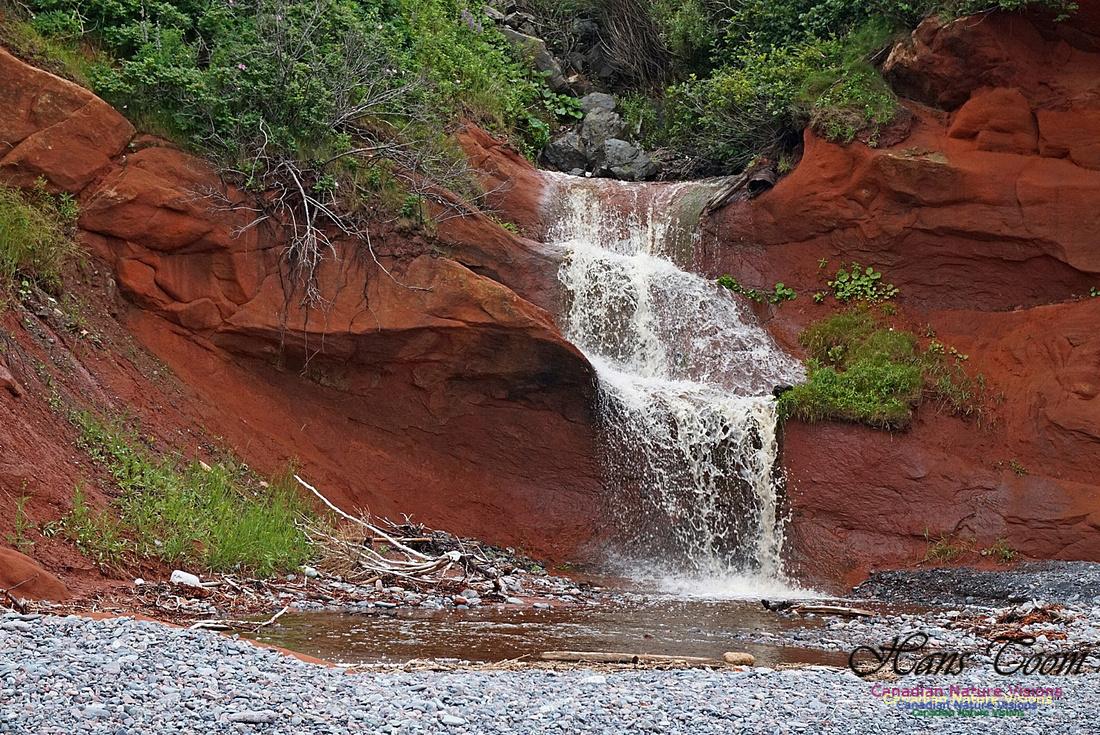 Red Rocks Falls 100