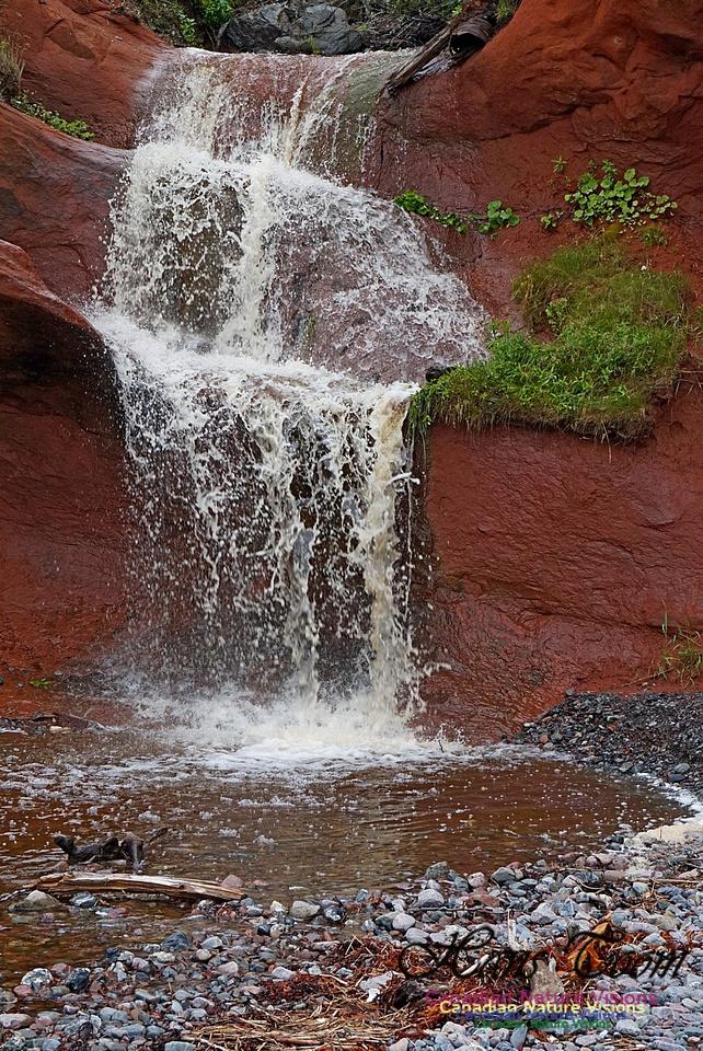 Red Rocks Falls 101
