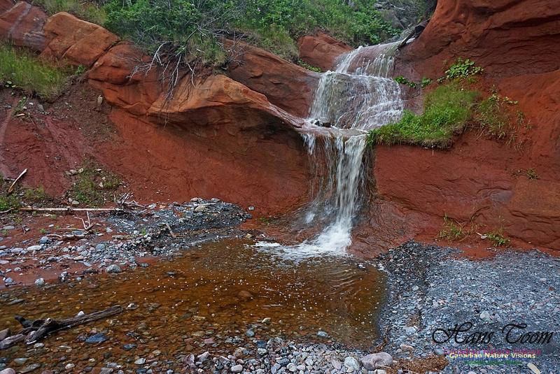 Red Rocks Falls 106