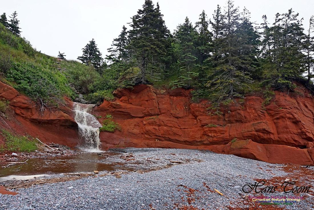 Red Rocks Falls 105