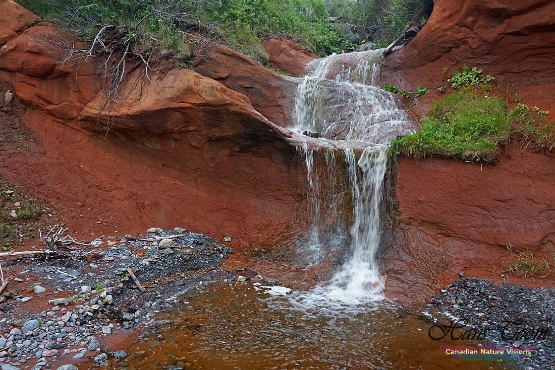 Red Rocks Falls 108