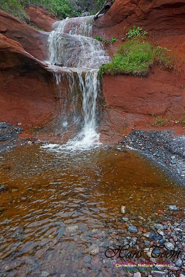Red Rocks Falls 109