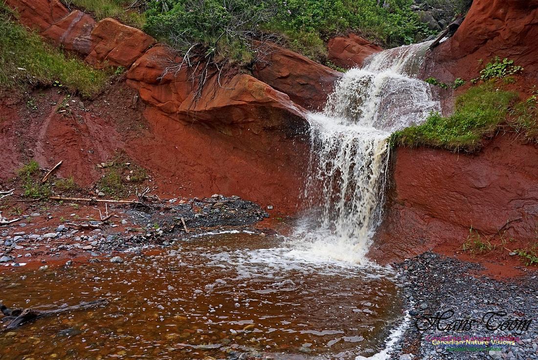Red Rocks Falls 104