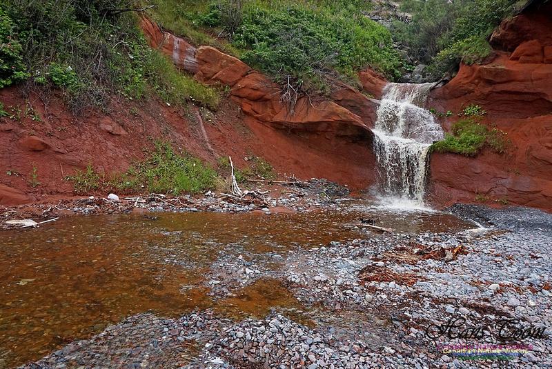 Red Rocks Falls 102