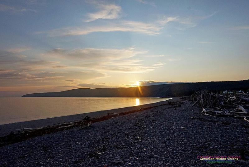 Sunset Over Cape Chignecto 220