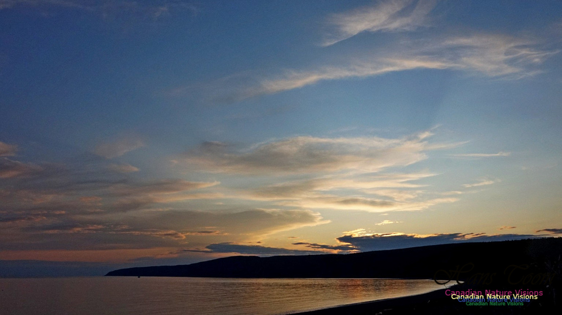 Sunset Over Cape Chignecto 224