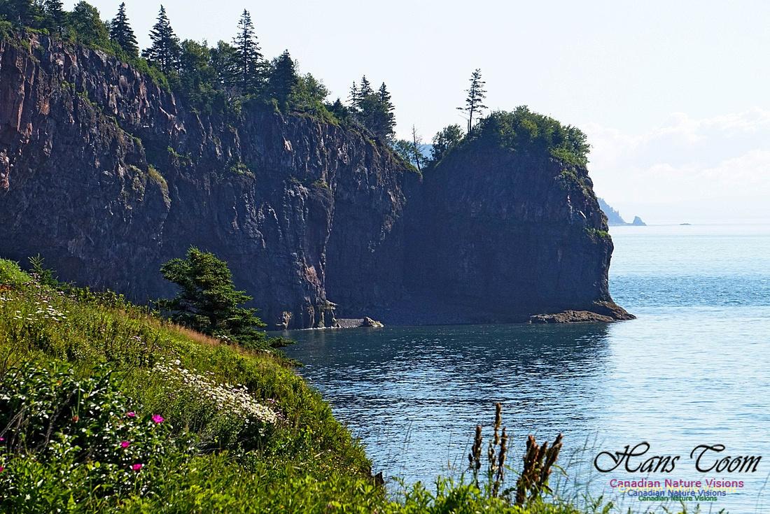 Cape d'Or Coastal Cliff 232