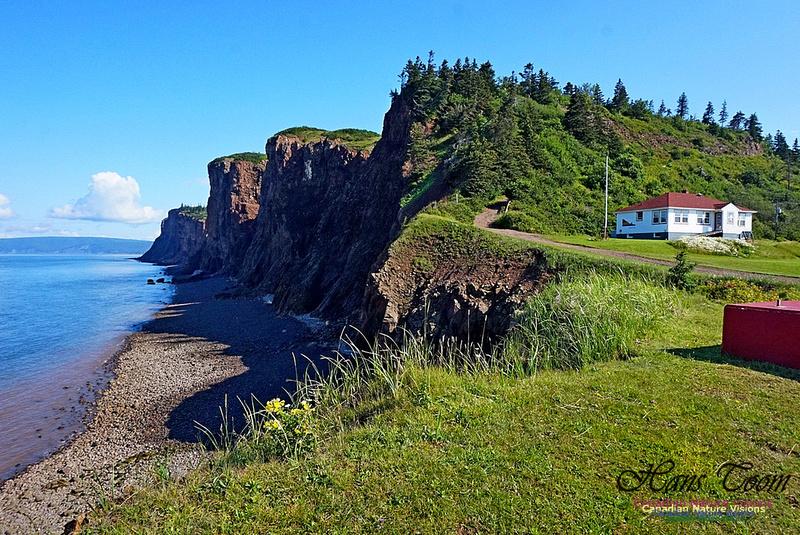 Cape d'Or Coastal Cliff 234