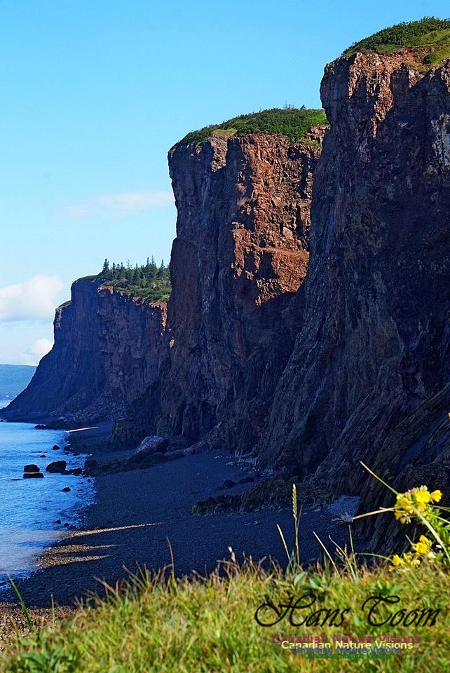 Cape d'Or Coastal Cliff 233