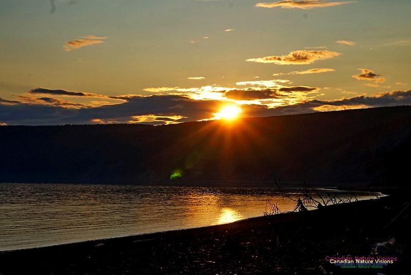 Sunset Over Cape Chignecto 231