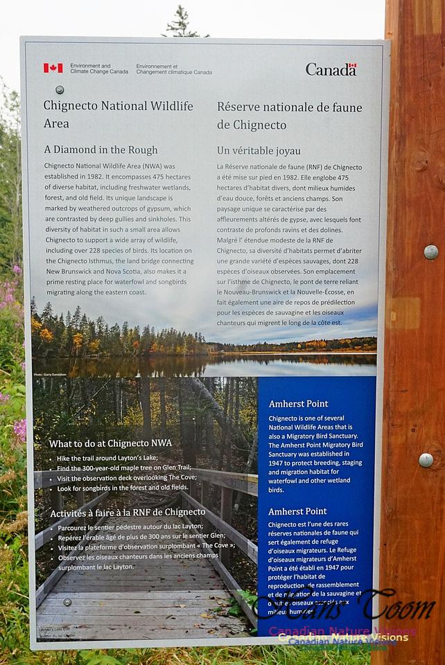 Chignecto National Wildlife Area 2701