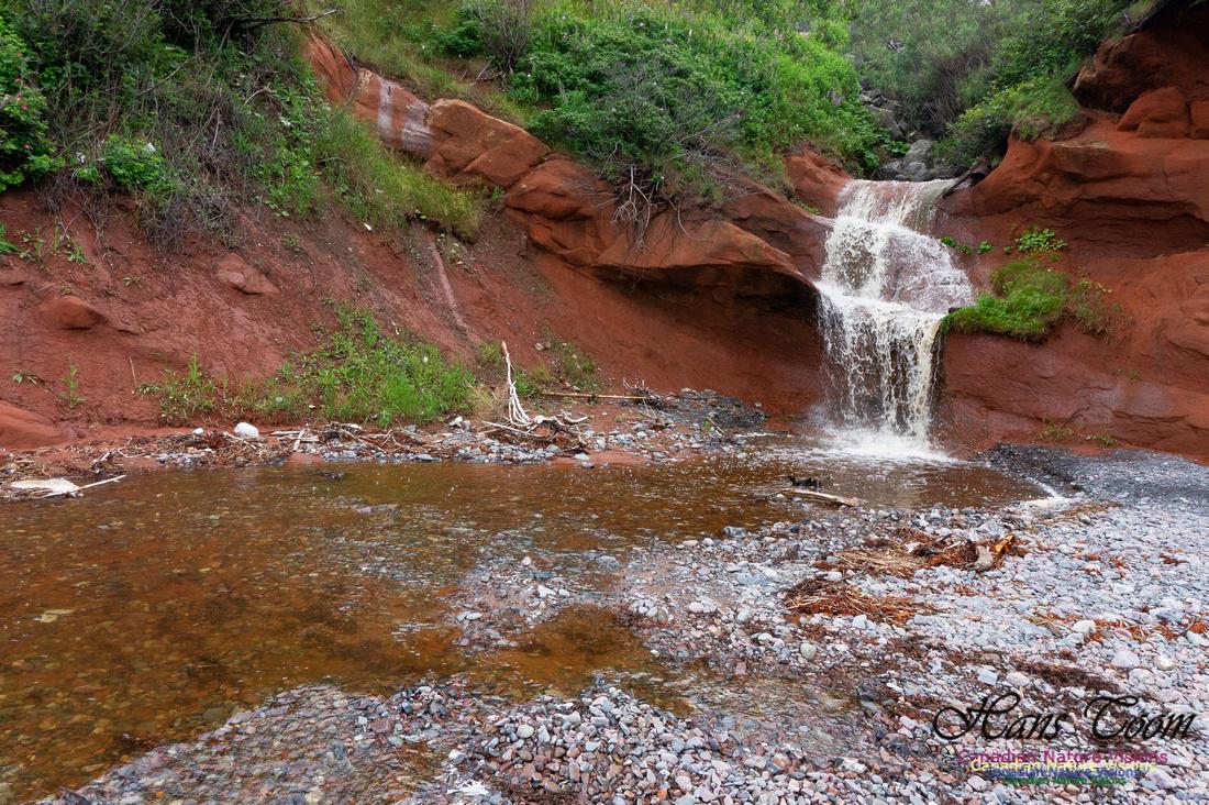 Red Rock Falls 1054