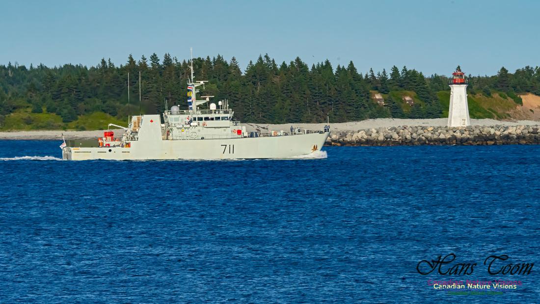 HMCS Summerside 100