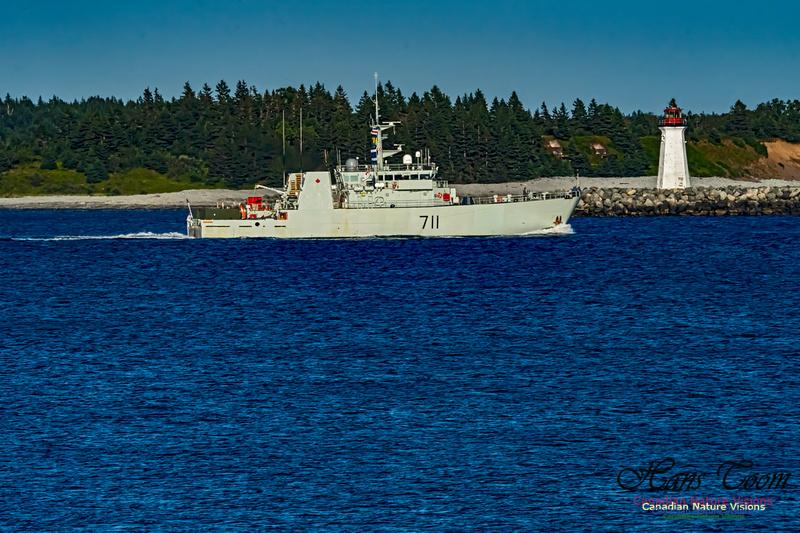 HMCS Summerside 101