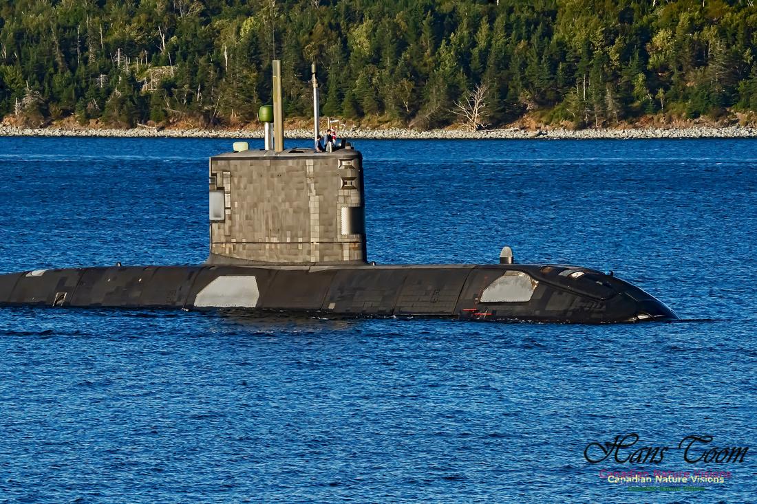 HMCS Windsor 101