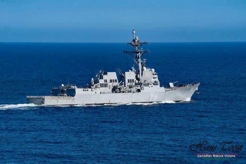 USS Forrest Sherman 103