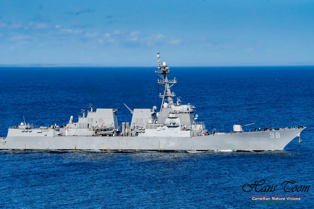 USS Forrest Sherman 104
