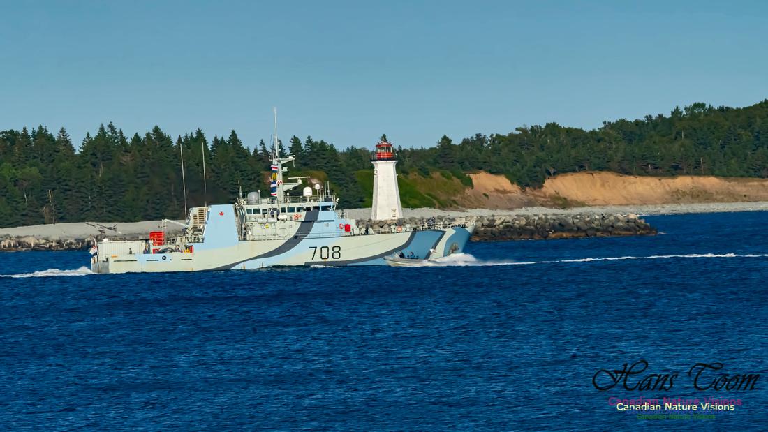 HMCS Moncton 100