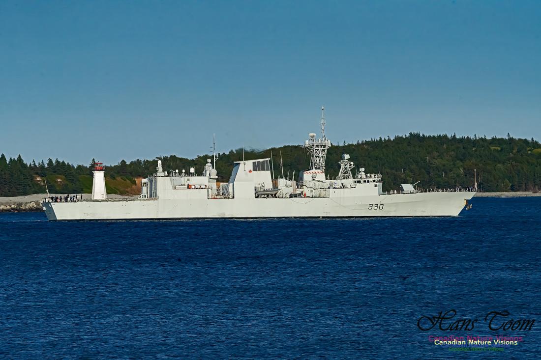 HMCS Halifax 100
