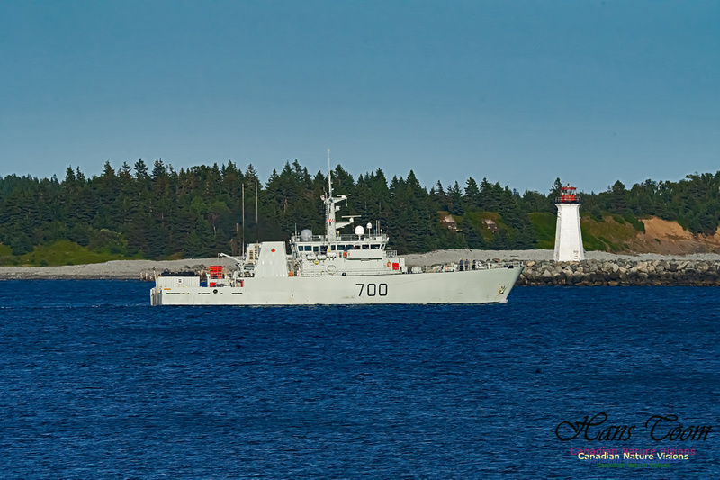 HMCS Kingston 100