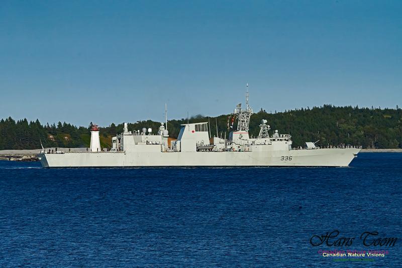HMCS Montreal 100