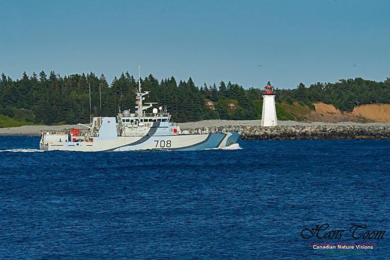HMCS Moncton 101