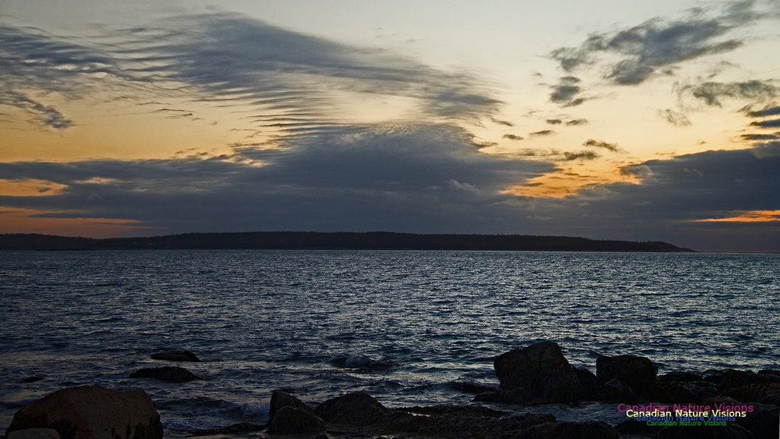Dawn Over Sambro Islands 112