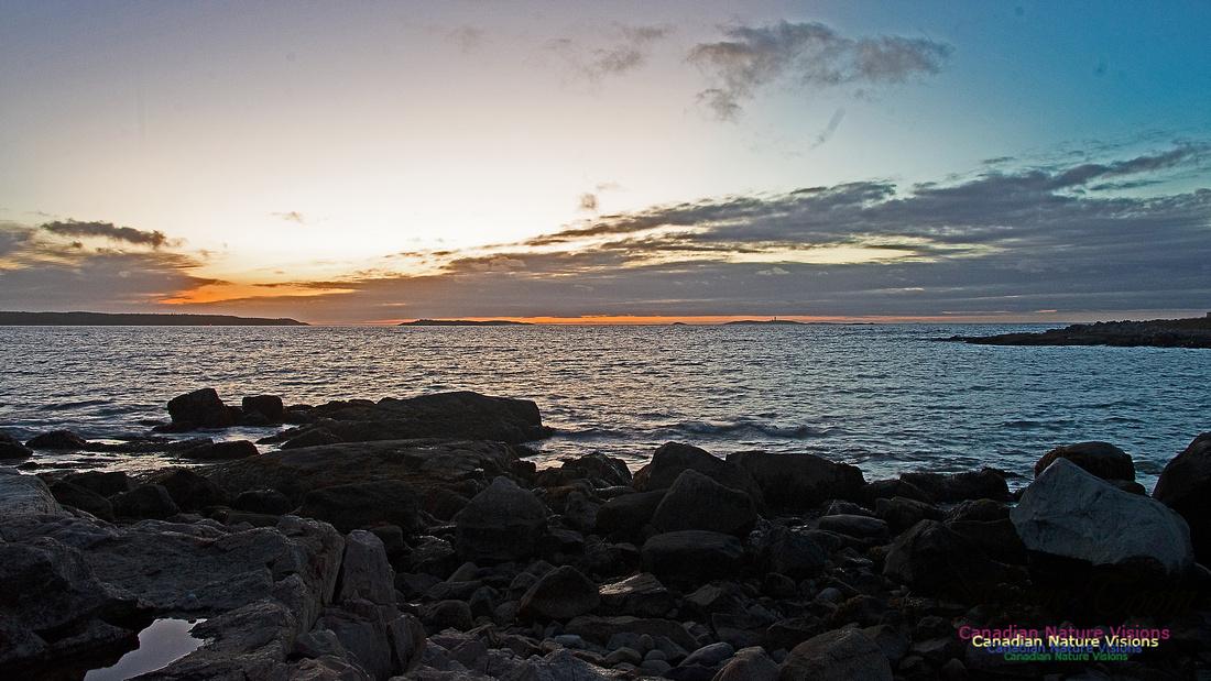 Dawn Over Sambro Islands 113
