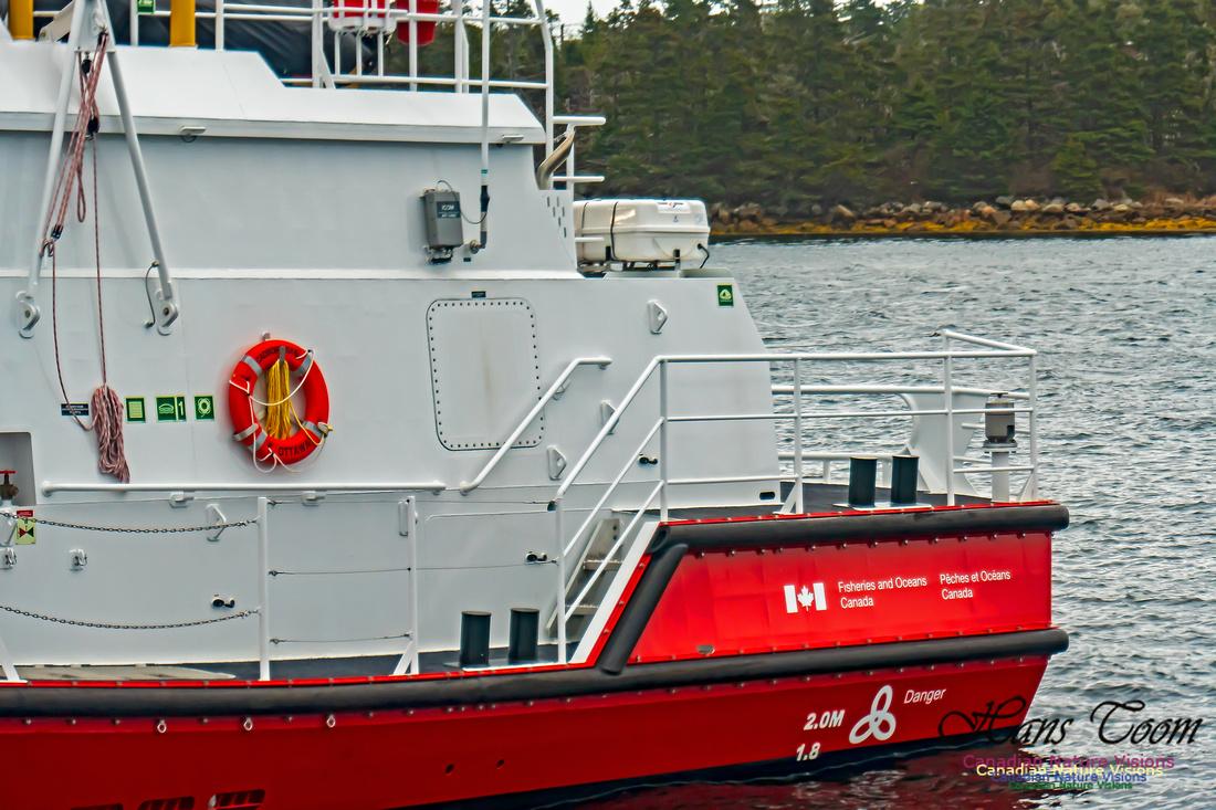 CCGS Cadboro Bay 101