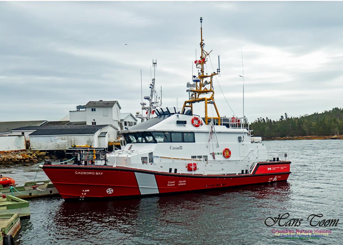 CCGS Cadboro Bay 103