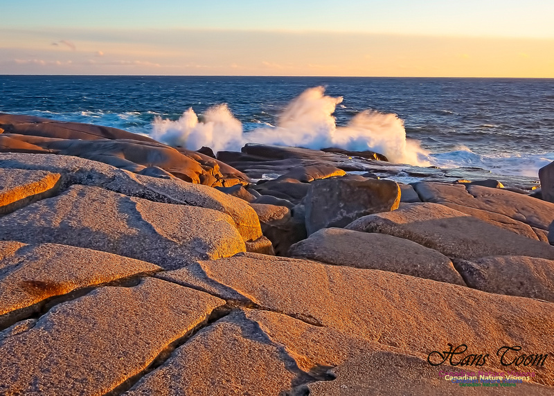 Sunset at Peggy's Cove 2020-12-22-105