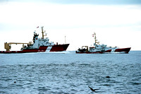 CCGS Samuel Risley and CCGS Peddle