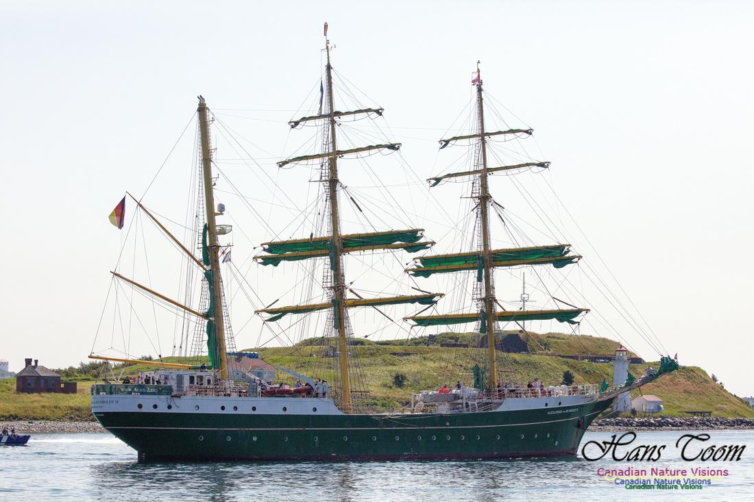 Alexander Von Humboldt II 1