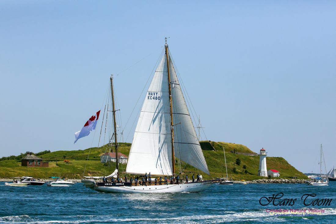 HMCS Oriole 2
