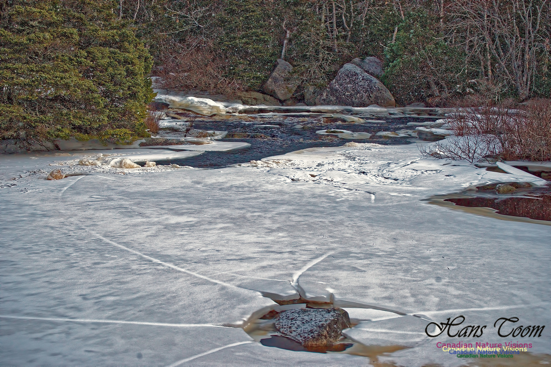 Ice and Rocks 3