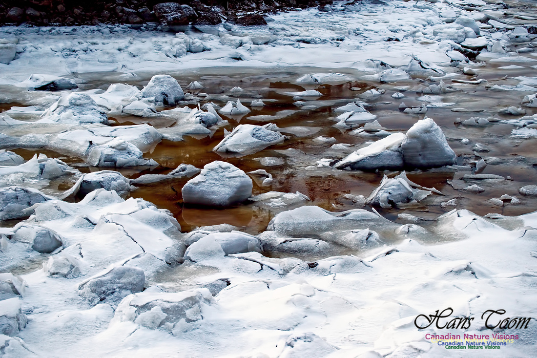 Ice and Rocks 1