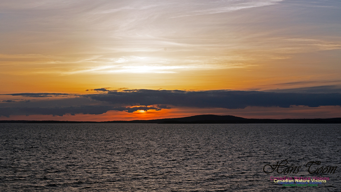 Peggy's Cove Sunset April 11, 2018 18