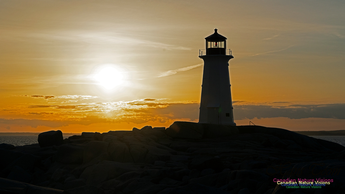 Peggy's Cove Sunset April 11, 2018 29