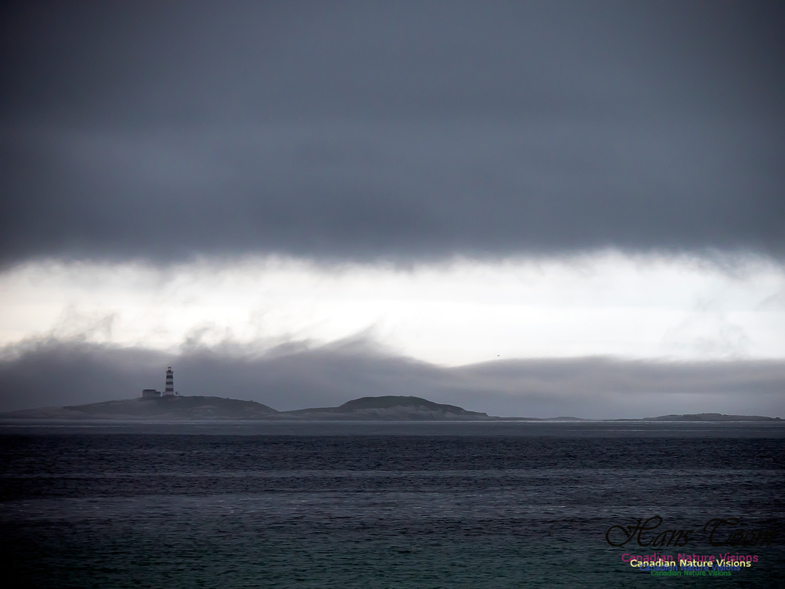 Sambro Island Ominous Clouds 1