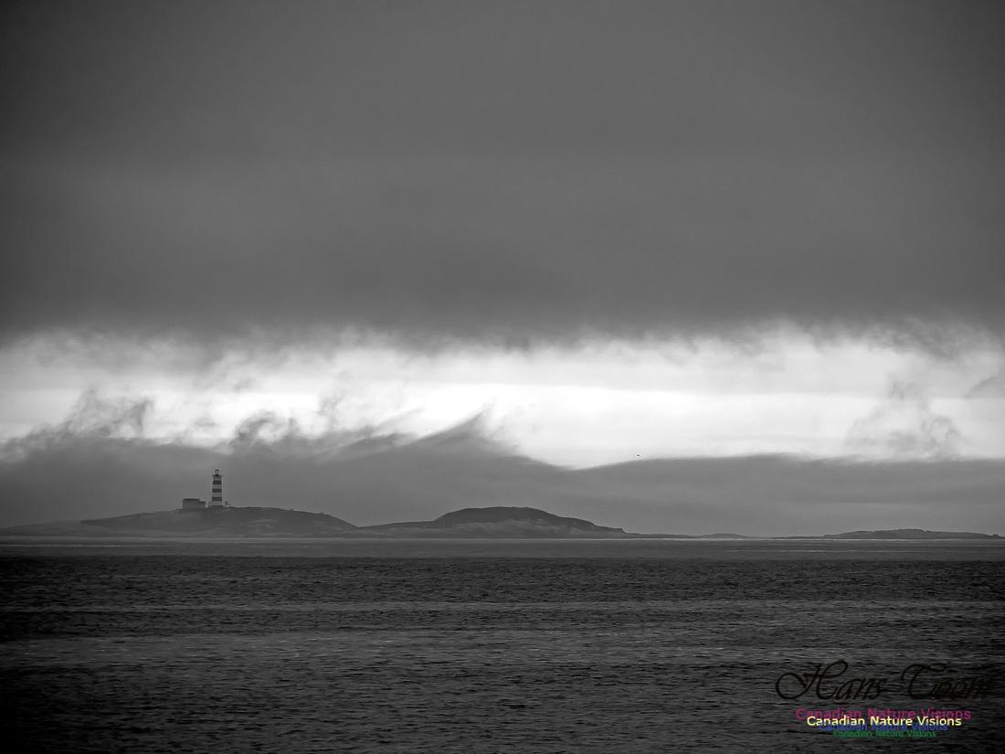 Sambro Island Ominous Clouds 4