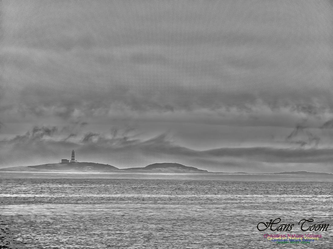 Sambro Island Ominous Clouds 8