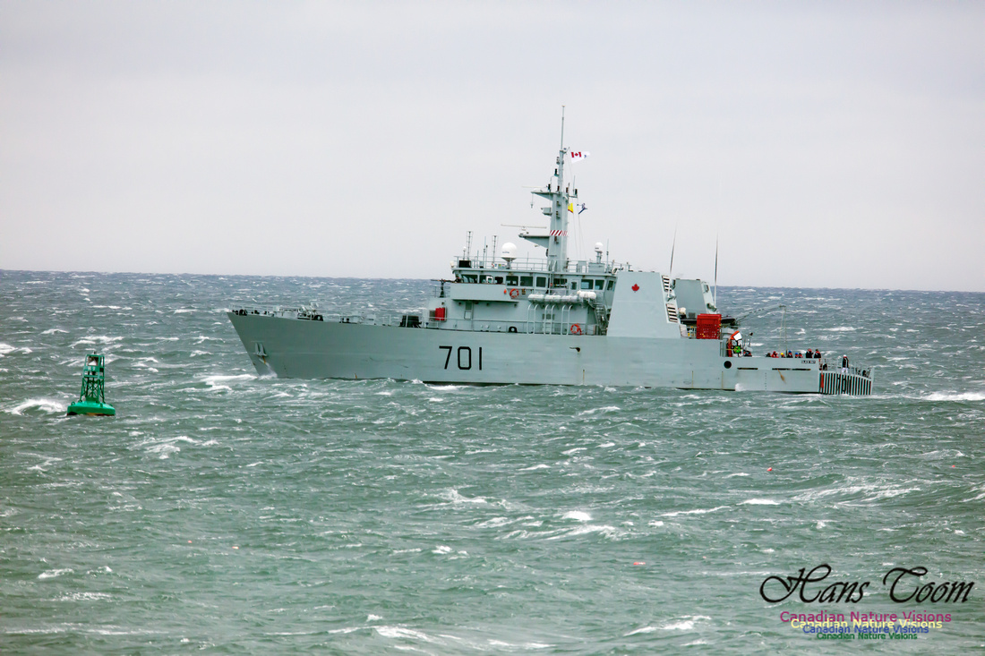 HMCS Glace Bay