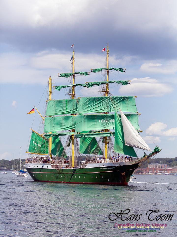 Alexander Von Humboldt II 11