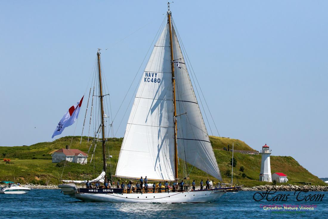 HMCS Oriole 1