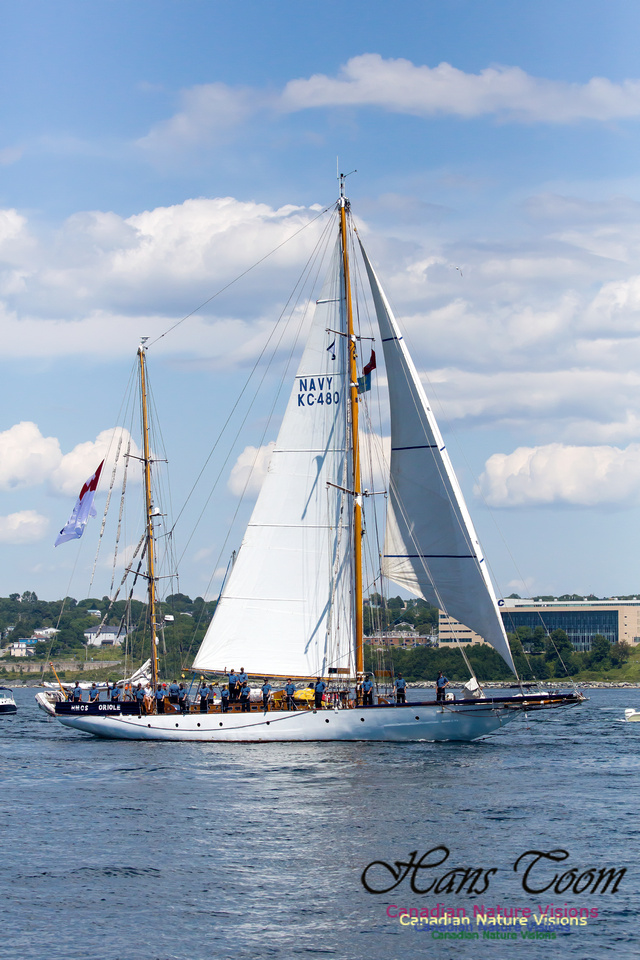 HMCS Oriole 3