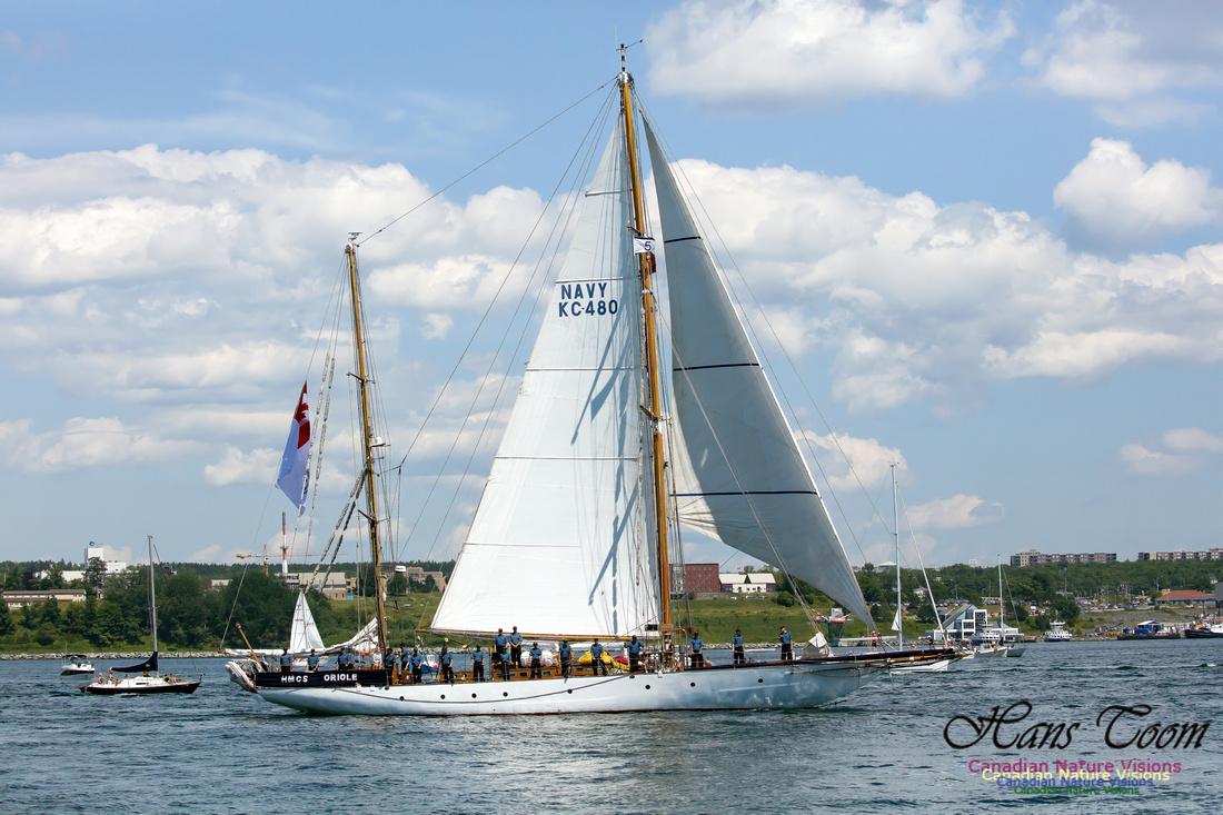 HMCS Oriole 5